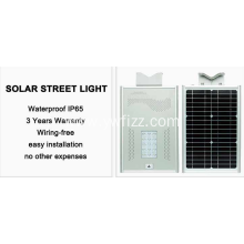 10-150W Outdoor Solar Street Light Environmental Utility